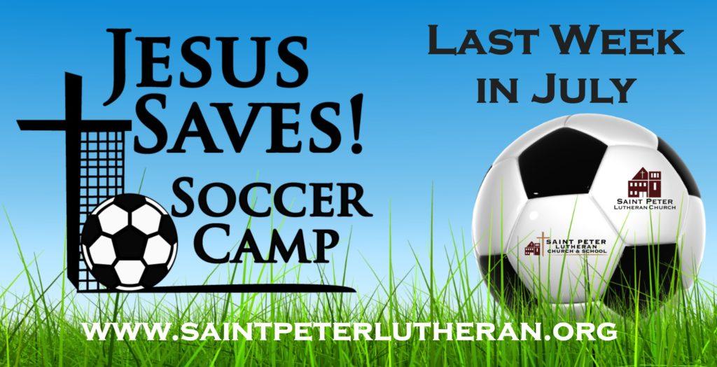 Soccer Camp Banner - 2016