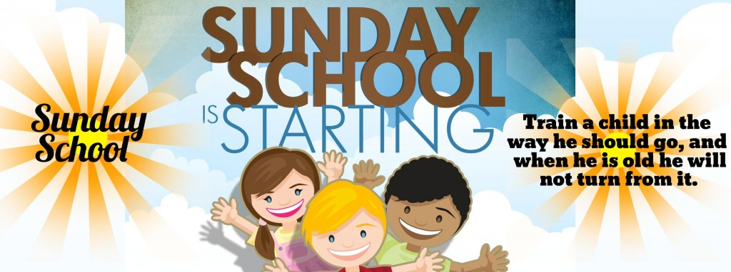 Sunday School - Website